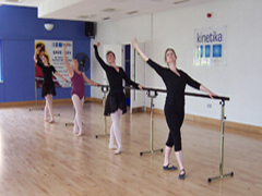 Adult Ballet classes at Southwest School of Ballet