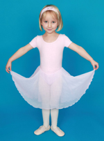 Girls Uniform for Southwest School of Ballet